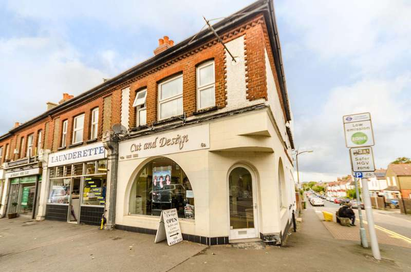 3 Bedrooms Land Commercial for sale in Central Road, Worcester Park, KT4