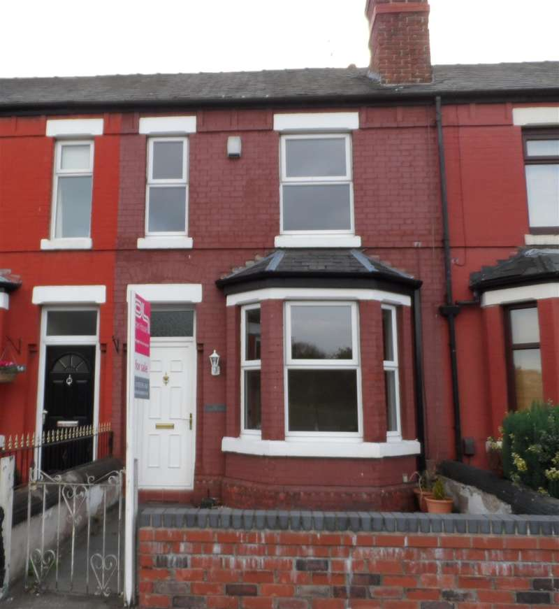 2 Bedrooms Terraced House for sale in Knutsford Road, Latcford
