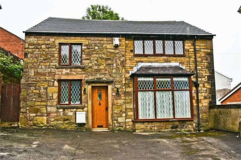4 Bedrooms Detached House for sale in Shear Brow, BB1 8EA