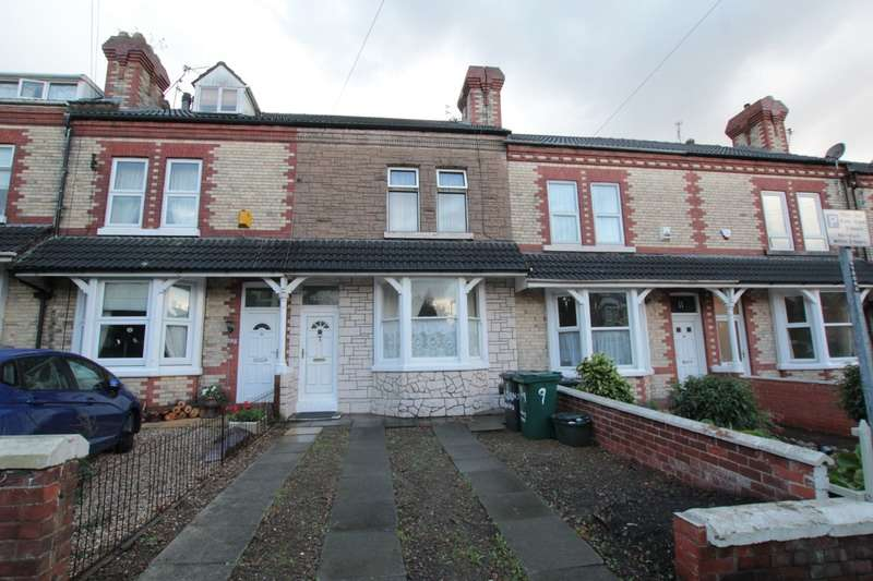 3 Bedrooms Terraced House for sale in Queens Road, Doncaster, South Yorkshire, DN1