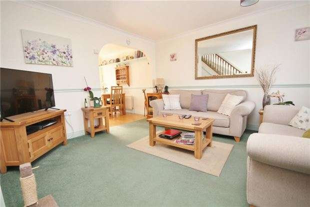 4 Bedrooms End Of Terrace House for sale in Goodwin Close, MITCHAM, Surrey, CR4