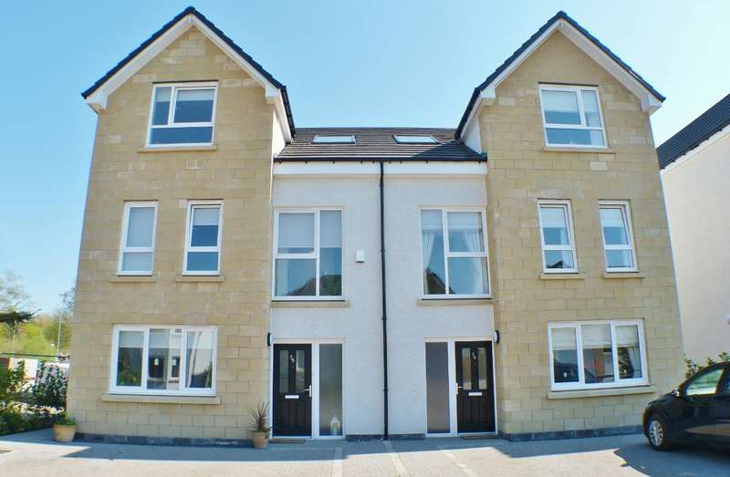4 Bedrooms Town House for sale in Caitlin Gardens, Stewartfield, EAST KILBRIDE