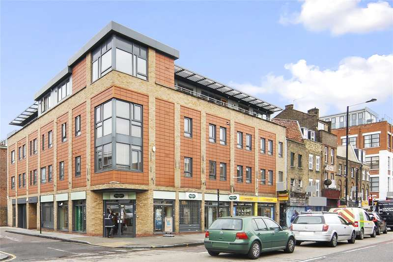 2 Bedrooms Flat for sale in Eastern House, 2 Wolverley Street, E2