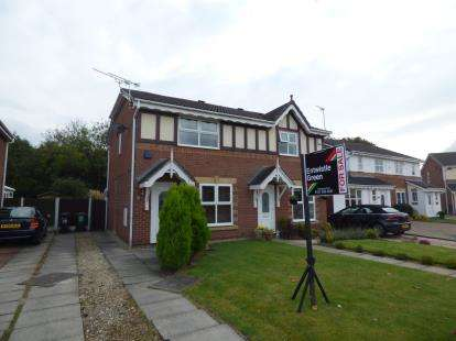 3 Bedrooms Semi Detached House for sale in Shetland Drive, Ellesmere Port, Cheshire, CH65