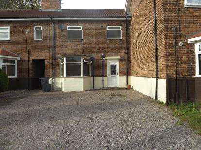 3 Bedrooms Terraced House for sale in Station Green, Little Sutton, Ellesmere Port, Cheshire, CH66