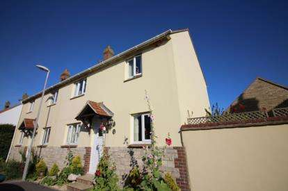 3 Bedrooms Semi Detached House for sale in Bridport, Dorset