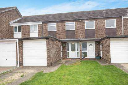 3 Bedrooms Terraced House for sale in Almond Close, Abbeydale, Gloucester, Gloucestershire