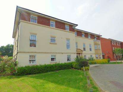 2 Bedrooms Flat for sale in The Warren, Gloucester, Tuffley, Gloucestershire