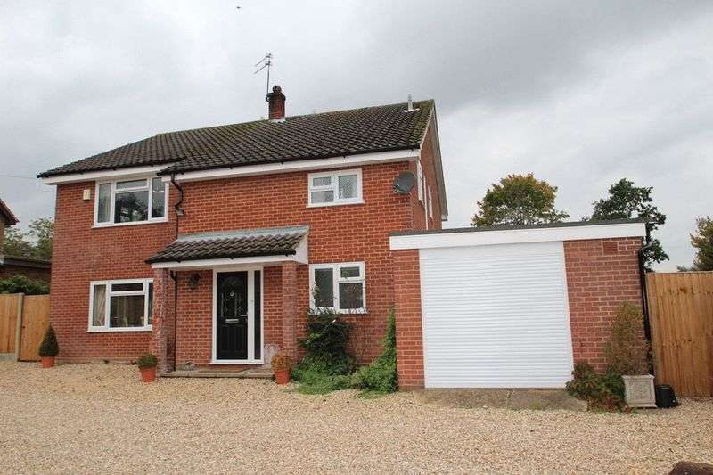 4 Bedrooms Detached House for sale in East Avenue, Brundall, Norwich