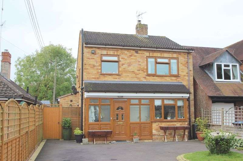 3 Bedrooms Detached House for sale in Aston Cantlow Road, Wilmcote