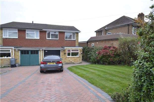3 Bedrooms Semi Detached House for sale in Madeira Drive, HASTINGS, East Sussex, TN34 2NJ