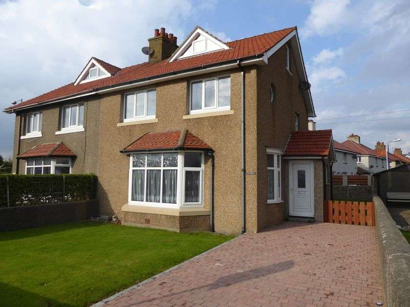 4 Bedrooms Semi Detached House for sale in Castletown Road, Port Erin