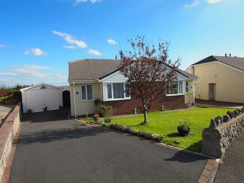 2 Bedrooms Semi Detached Bungalow for sale in Fellside View, Heysham