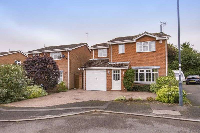 4 Bedrooms Detached House for sale in HIGHGROVE DRIVE, CHELLASTON