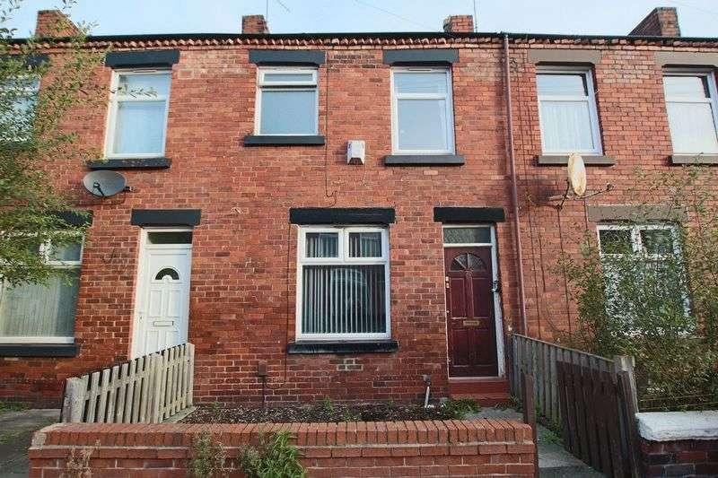 2 Bedrooms Terraced House for sale in Station Road, Haydock, WA11 0JN