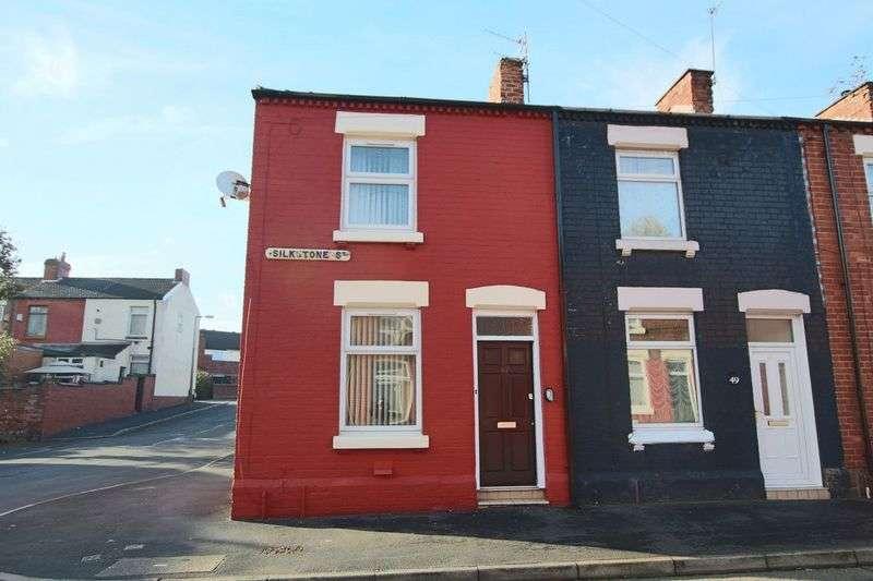 2 Bedrooms Terraced House for sale in Silkstone Street, St Helens, WA10 4PB