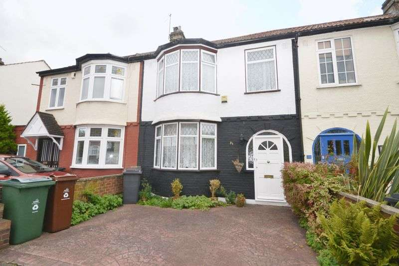 3 Bedrooms Terraced House for sale in Abbotts Crescent, Highams Park E4 9SA