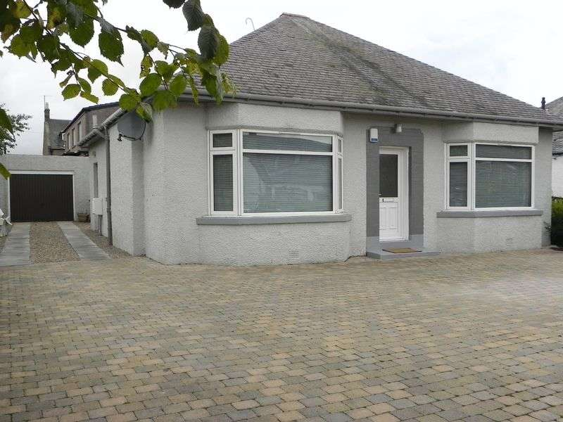 2 Bedrooms Detached Bungalow for sale in Ancrum Gardens, Dundee