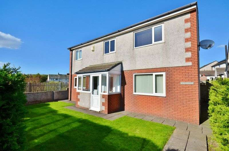 3 Bedrooms Detached House for sale in Stanley View, Whitehaven
