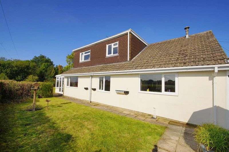 4 Bedrooms Detached Bungalow for sale in Noble, Patch Elm Lane, Rangeworthy, Bristol BS37 7LT