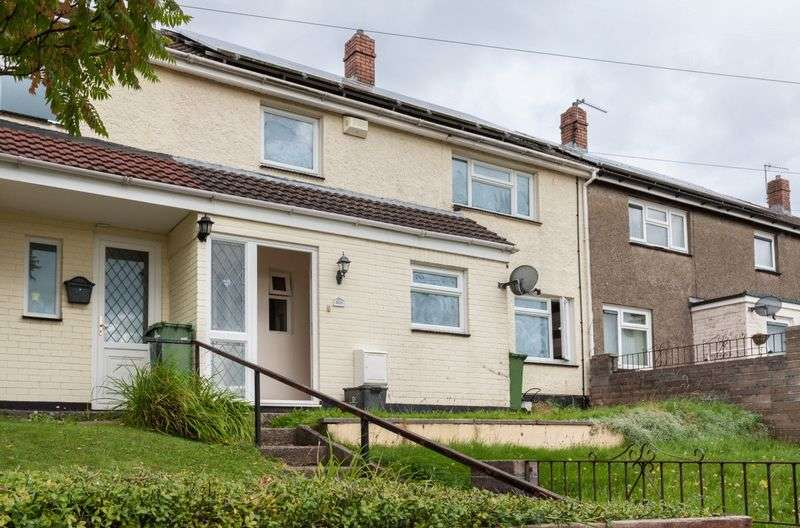 3 Bedrooms Terraced House for sale in Upland Drive, Pontypool