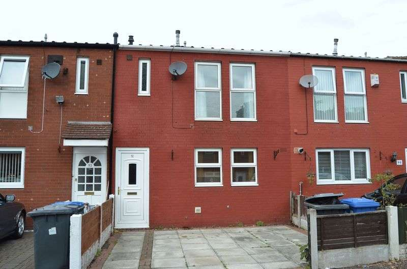 3 Bedrooms Terraced House for sale in The Uplands, Palacefields