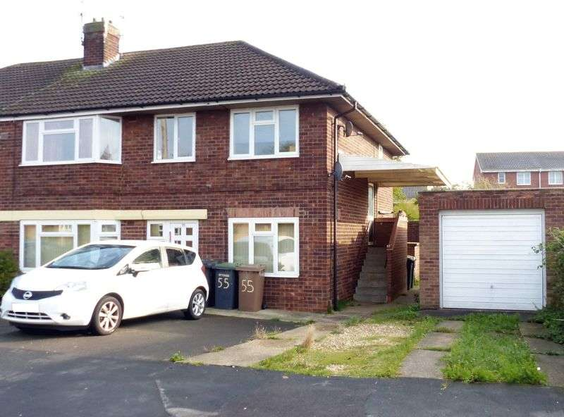 2 Bedrooms Flat for sale in Grange Road, Bracebridge Heath