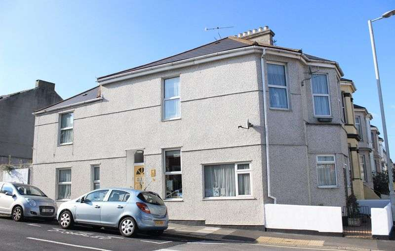 4 Bedrooms Terraced House for sale in Grenville Road, St Judes, Plymouth, PL4 9QA