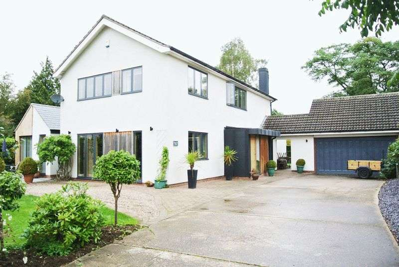 5 Bedrooms Detached House for sale in Main Street, Bleasby