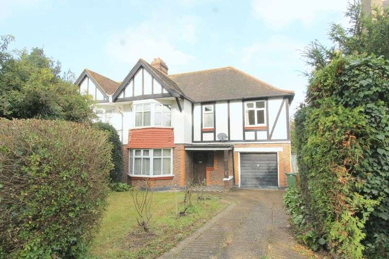 4 Bedrooms Semi Detached House for sale in Grove Road, Sutton