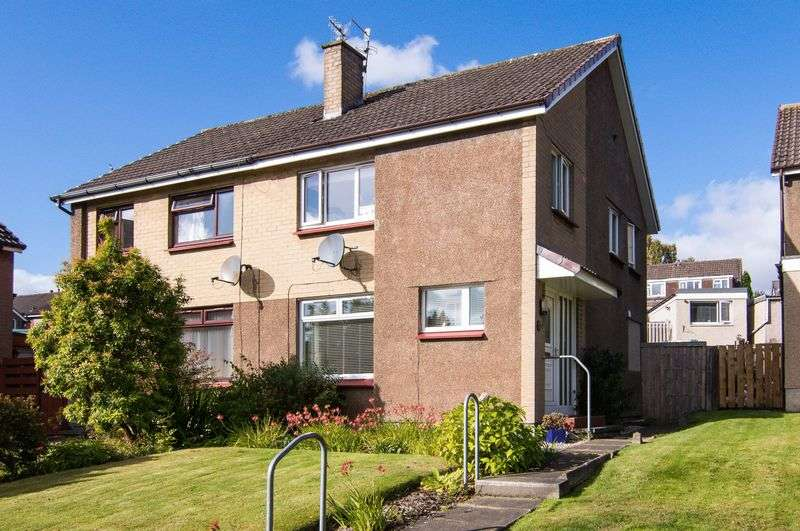 3 Bedrooms Semi Detached House for sale in 8 Knightslaw Place, Penicuik, Midlothian, EH26 9EU