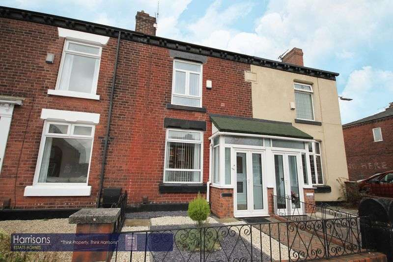 3 Bedrooms Terraced House for sale in St Helens Road, Bolton, Lancashire.