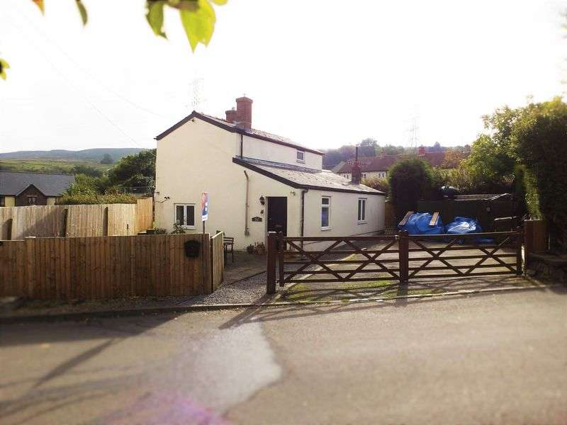 2 Bedrooms Cottage House for sale in Llanelly Hill, Abergavenny