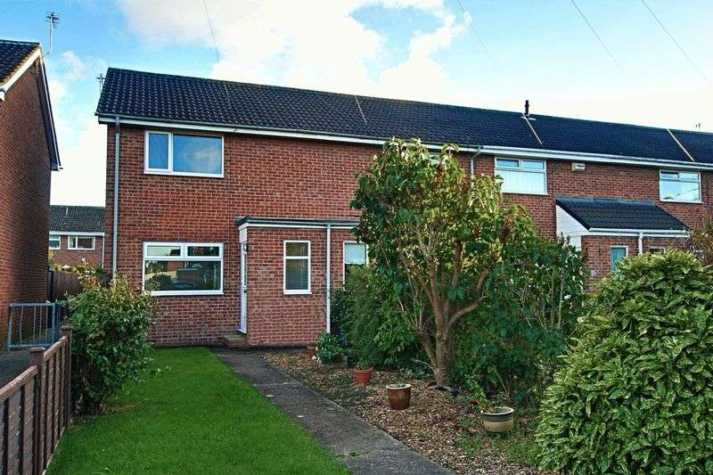 2 Bedrooms Terraced House for sale in St. Annes Drive, Cottingham