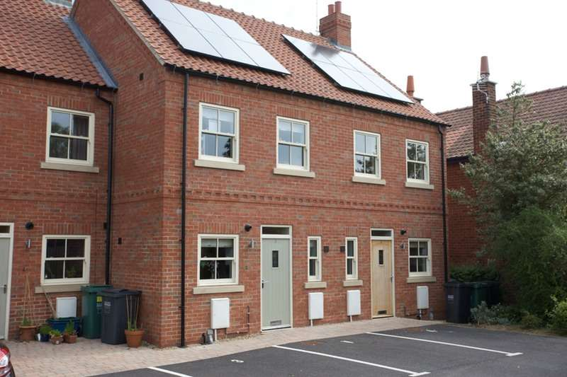 3 Bedrooms Terraced House for sale in Ash Tree Gardens, York, North Yorkshire, YO23