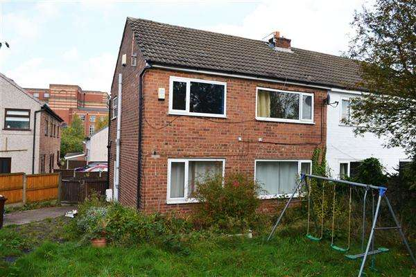 3 Bedrooms Semi Detached House for sale in Sandersons Croft, Leigh