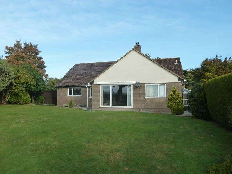 3 Bedrooms Detached Bungalow for sale in Shillingate Close, Dawlish