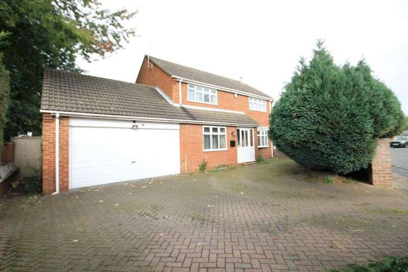 4 Bedrooms Detached House for sale in MEDINA CLOSE, ALVASTON