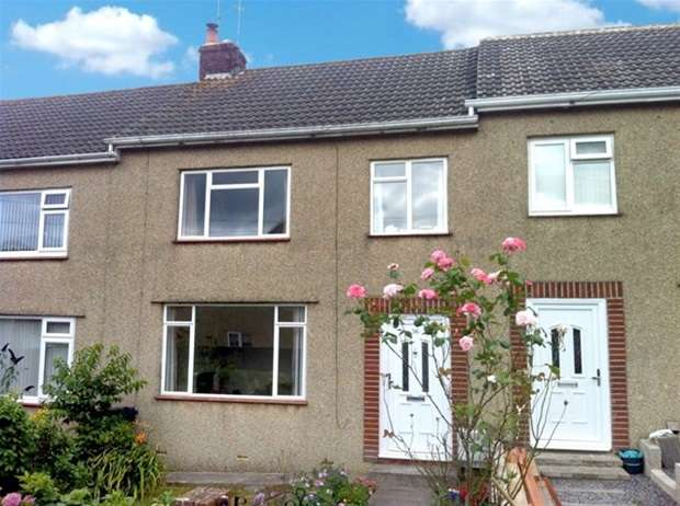 3 Bedrooms Terraced House for sale in Lewis Crescent, Frome