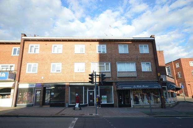 2 Bedrooms Maisonette Flat for sale in South Street, Exeter, Devon