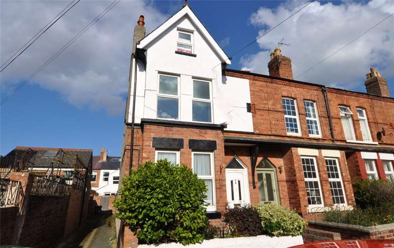 3 Bedrooms Maisonette Flat for sale in South Road, West Kirby, Wirral