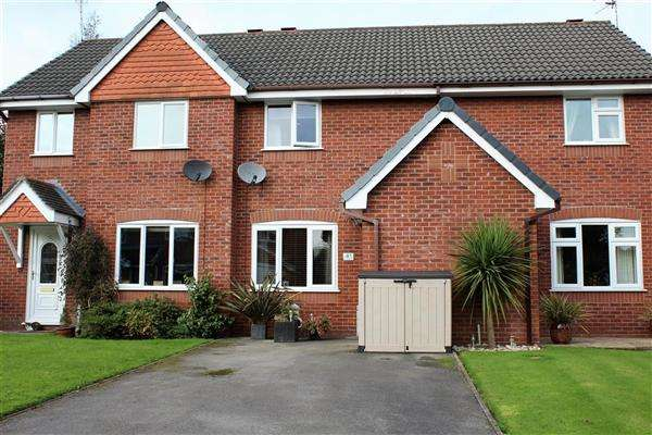 2 Bedrooms Mews House for sale in Thistleton Close, Macclesfield
