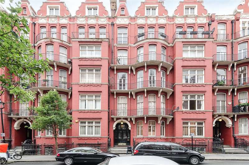 5 Bedrooms Flat for sale in Hyde Park Mansions, Cabbell Street, London, NW1