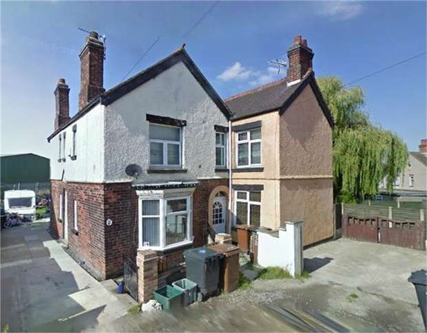 3 Bedrooms Semi Detached House for sale in Vicarage Road, Woodville, Swadlincote, Derbyshire