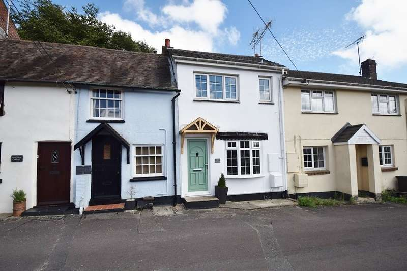 2 Bedrooms Terraced House for sale in Bere Regis