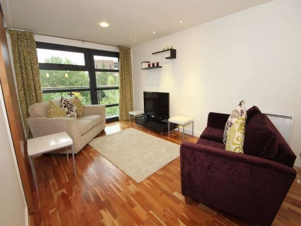 2 Bedrooms Flat for sale in Freemans Quay, Millennium Place, Durham City, County Durham