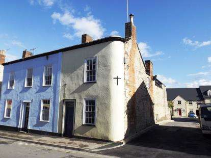 2 Bedrooms End Of Terrace House for sale in Haw Street, Wotton-Under-Edge, Gloucestershire