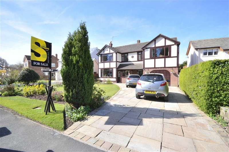 3 Bedrooms Property for sale in LADYTHORN ROAD, BRAMHALL, Stockport, Cheshire, SK7