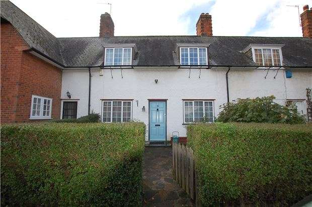 2 Bedrooms Terraced House for sale in Roe Lane, KINGSBURY, NW9 9BH
