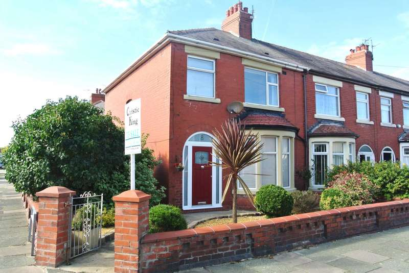 3 Bedrooms House for sale in Westfield Road, Blackpool, FY1 6NY